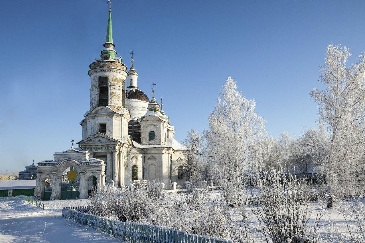 Заставка для - Храм во имя свт. Николая Чудотворца