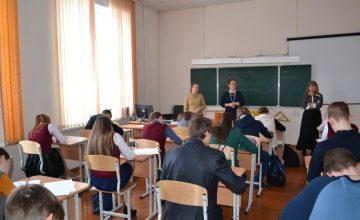 Учащиеся из Нижнетагильской епархии приняли участие в Региональном финале олимпиады по Основам православной культуры