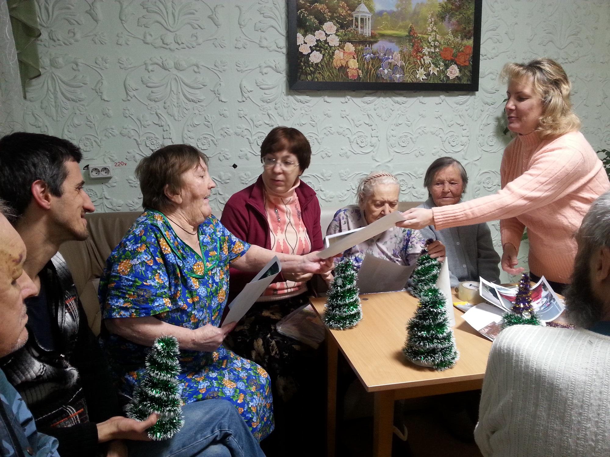 Качканарский дом престарелых климовск пансионат для престарелых