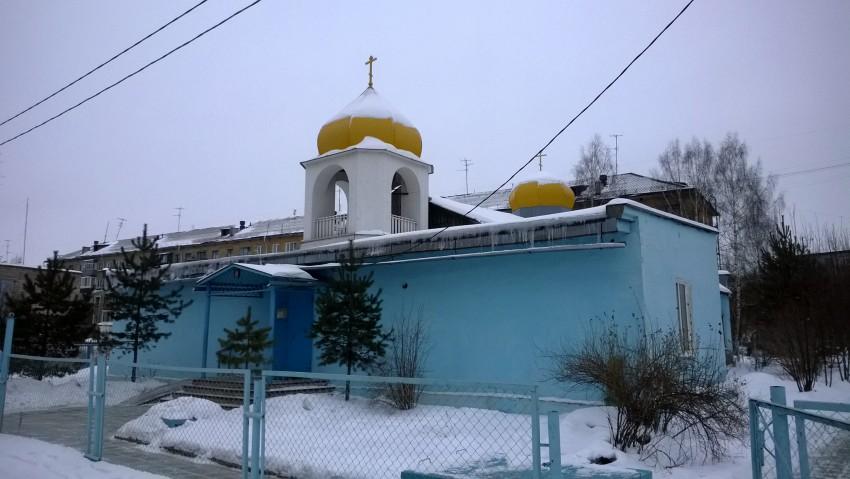 Храм во имя иконы Божией Матери «Живоносный Источник»