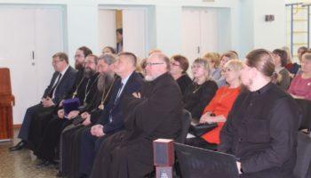 В Черноисточинске прошел муниципальный этап Международных Рождественских Образовательных чтений Горноуральского городского округа