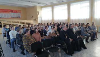 Рождественские образовательные встречи в Красноуральске