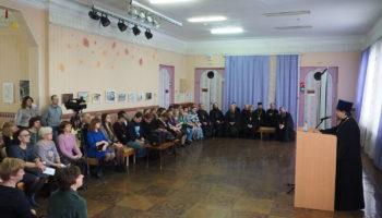 Муниципальный этап Рождественских образовательных чтений прошел в Невьянске
