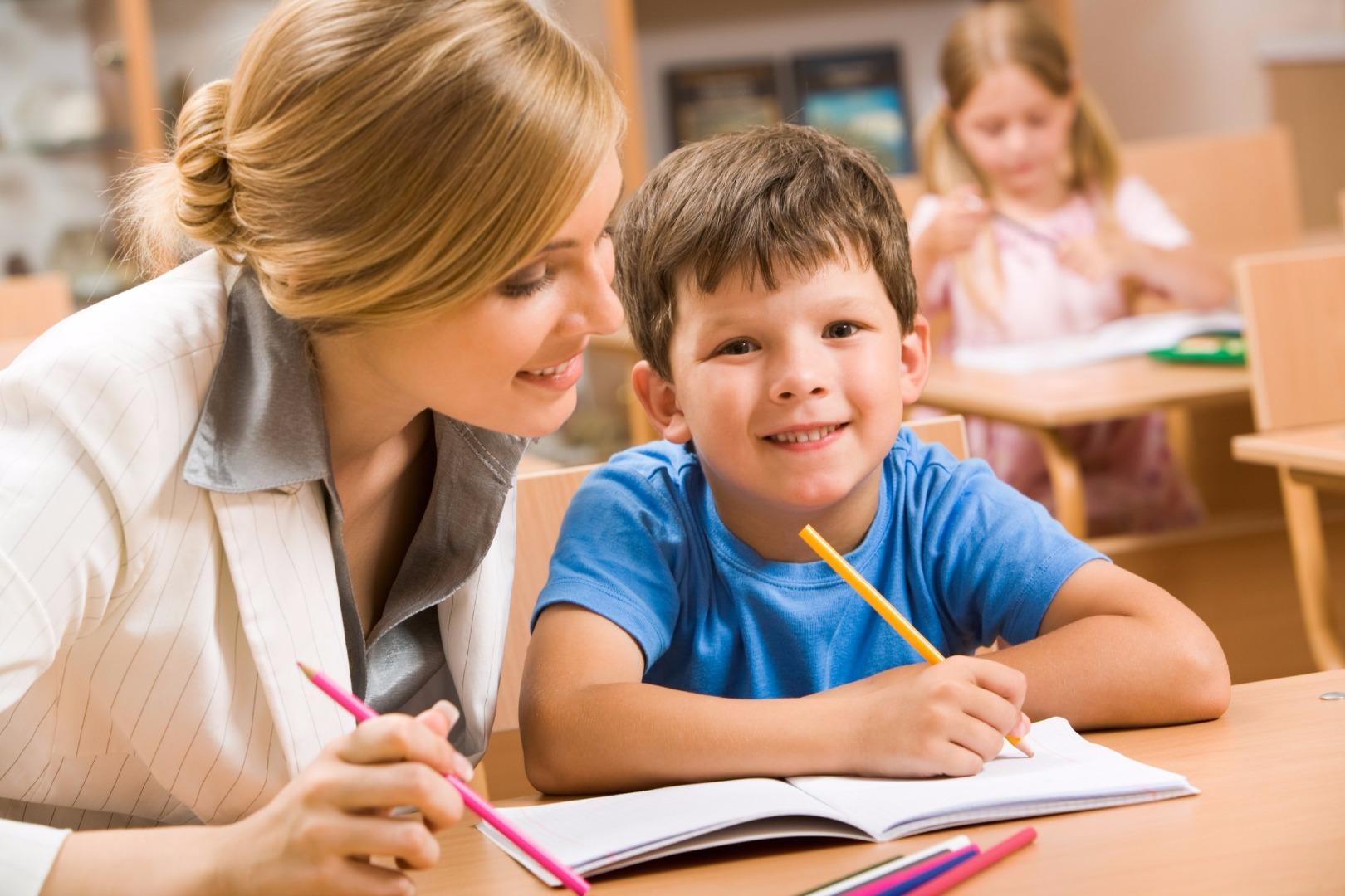даже картинки про школу и учеников и учителей проявляются материалы разного