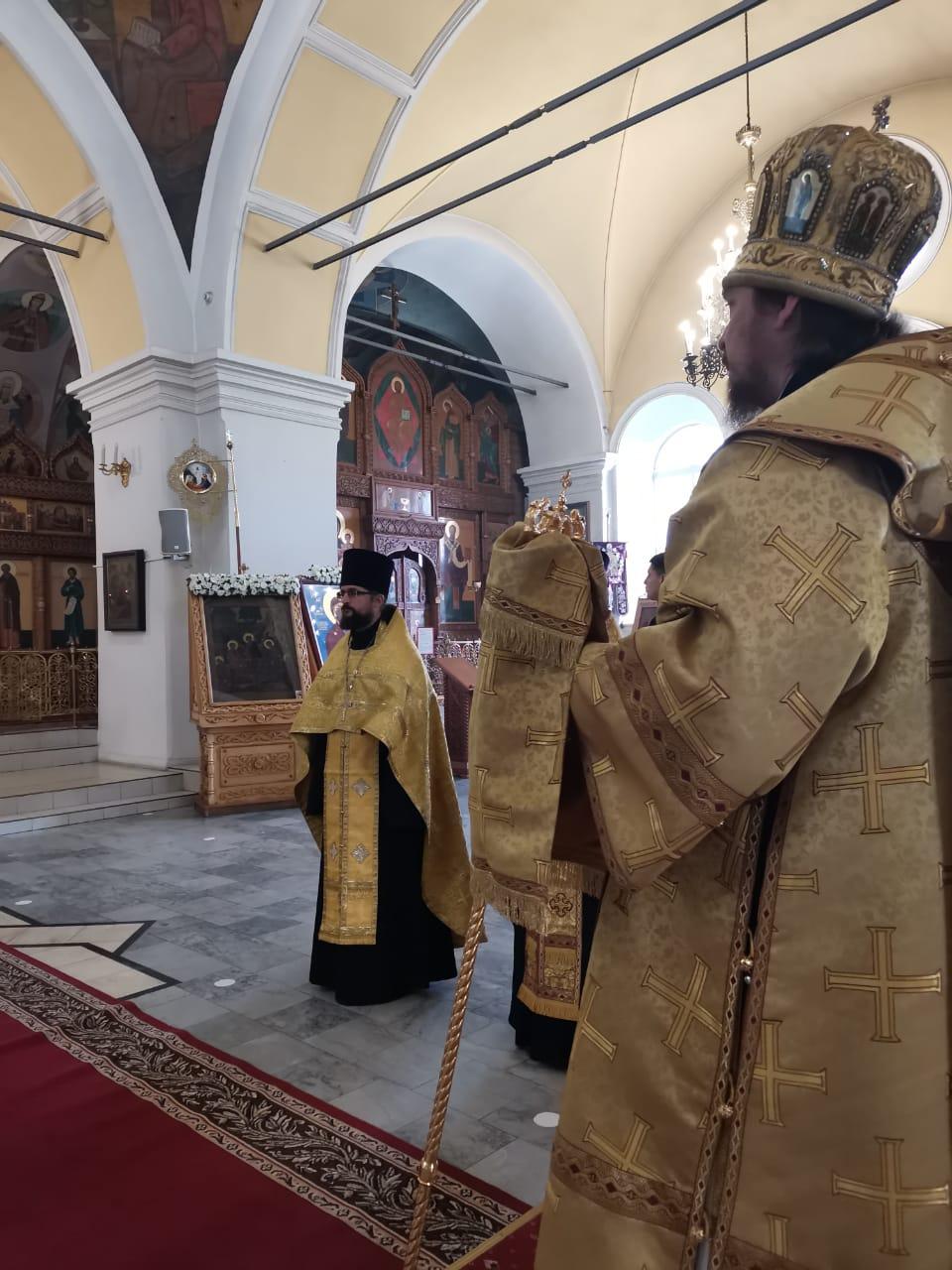 Монастырь святого викентия фото